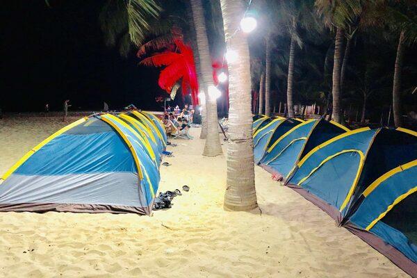lều du lịch cù lao chàm giá rẻ